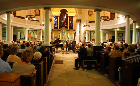 World Quintet Kolsimcha at St.Chad's