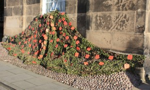 Memorial for 113 Shropshire men known only to God