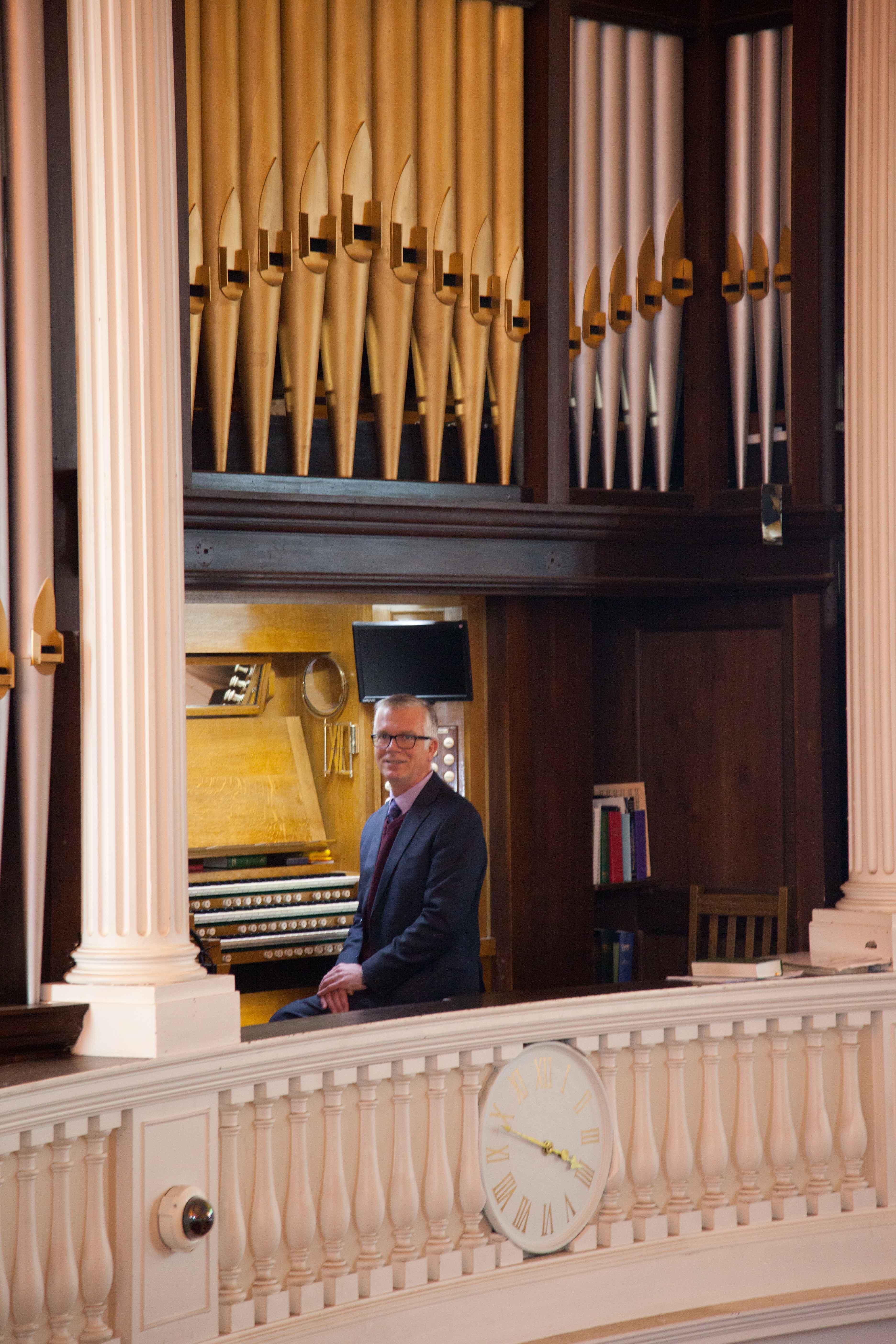 Organ St Chads Shrewsburyst Chads Shrewsbury